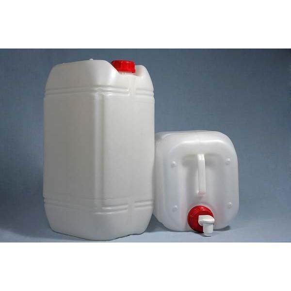 Bidon 25 litros con grifo pl stico for Deposito agua leroy merlin