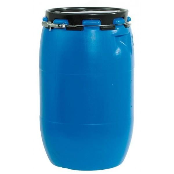 Bidon 120 litros cierre ballesta for Bidon 30 litros cierre ballesta