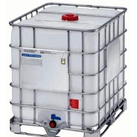 Contenedor deposito 1000 litros reforzado nuevo for Estanque para agua de 1000 litros